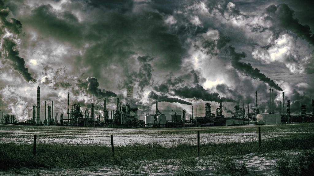 oil refinery_POD