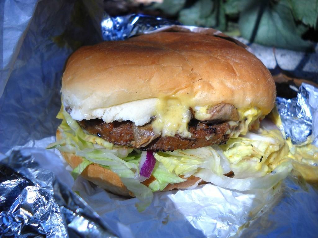 vegan Burger_Jennifer